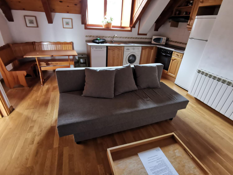 Apartamento -                                       Benasque -                                       1 dormitorio -                                       4 ocupantes
