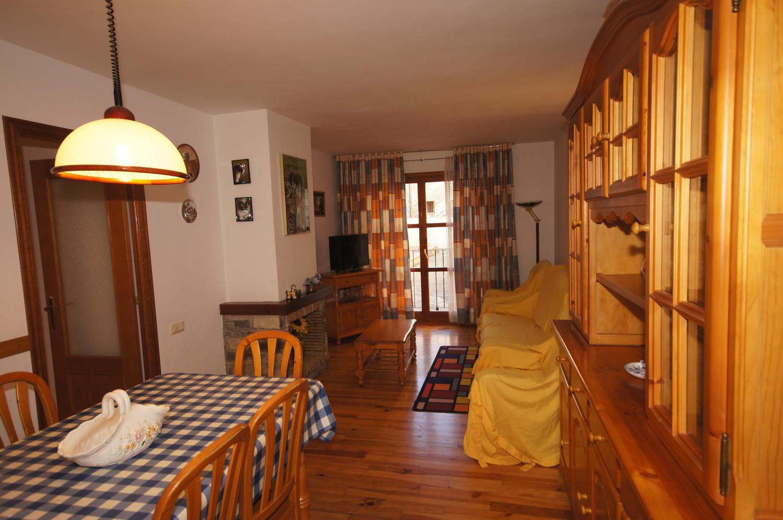 Apartamento -                                       Benasque -                                       3 dormitorios -                                       6 ocupantes