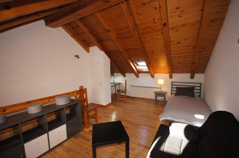 Apartamento -                                       Benasque -                                       3 dormitorios -                                       7 ocupantes