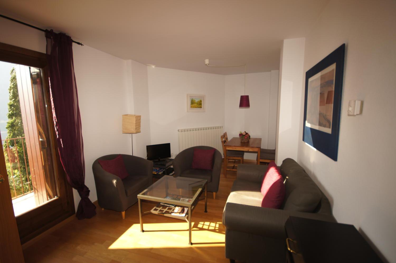 Apartamento -                                       Cerler -                                       3 dormitorios -                                       6 ocupantes