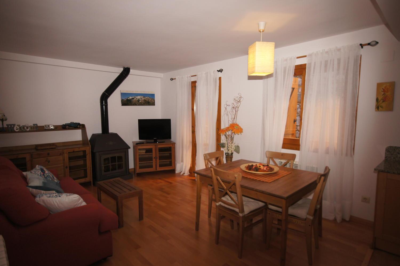 Apartamento -                                       Benasque -                                       1 dormitorio -                                       2 ocupantes