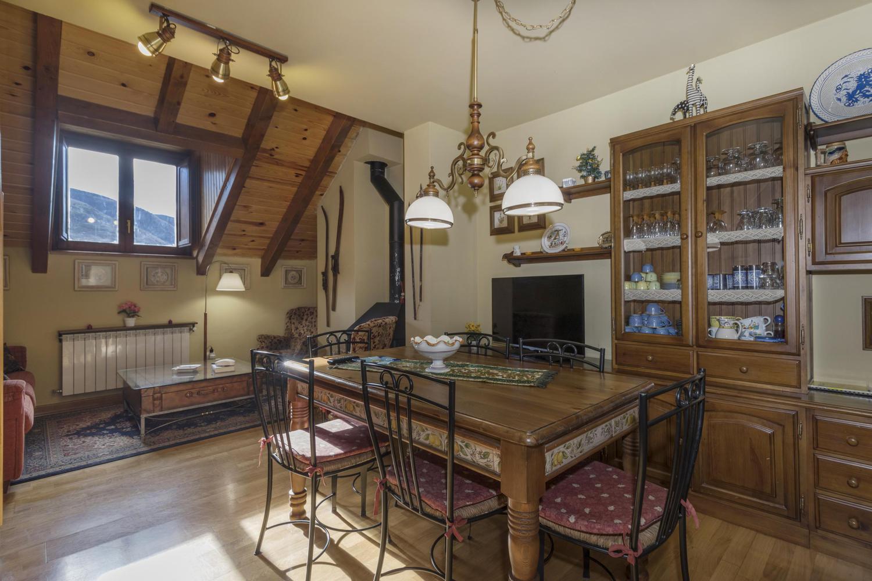Apartamento -                                       Benasque -                                       3 dormitorios -                                       8 ocupantes
