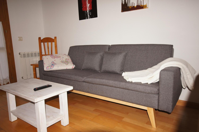 Apartamento -                                       Benasque -                                       1 dormitorio -                                       4/5 ocupantes