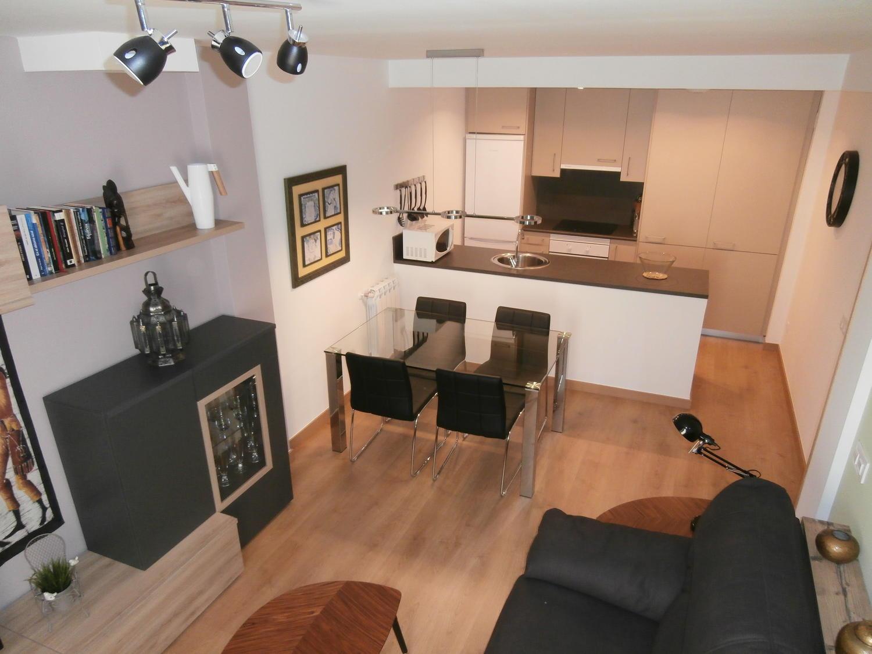 Apartamento -                                       Benasque -                                       2 dormitorios -                                       4 ocupantes